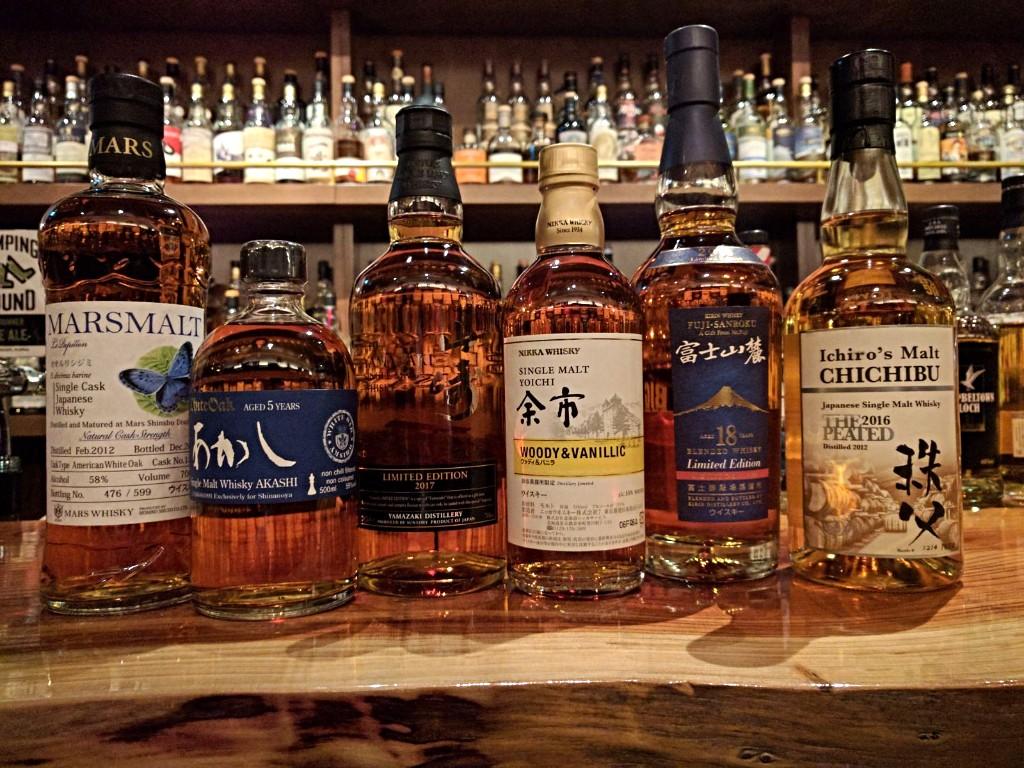 whisky abend uelsen